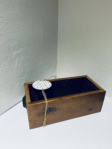 Medium Flower Box (metal handles)