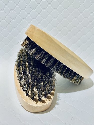 Boar Hair Beard Brush