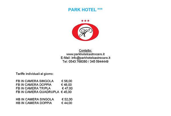 Quotazione hotel per CAMPUS MUSICALE_Pag
