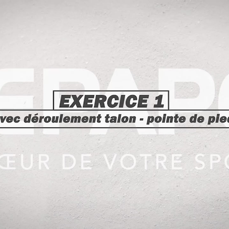 Vidéo : gammes & travail de pied