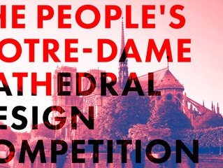 "Submit to ""Notre Dame spire rebuild Competition"""