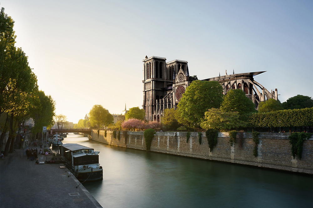 street view - the Ark by Seine
