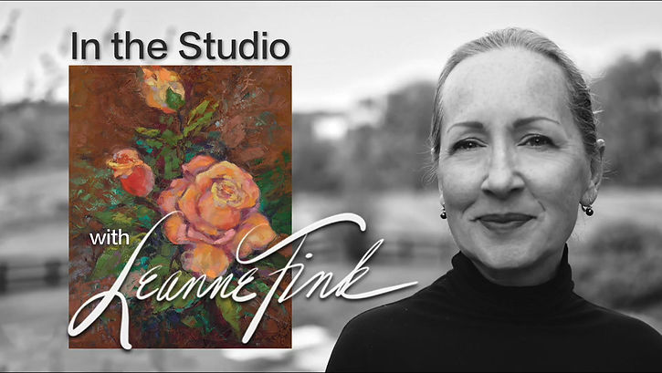 Afternoon Tea - In the Studio with Leanne Fink