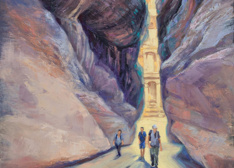 Pilgrims of Petra