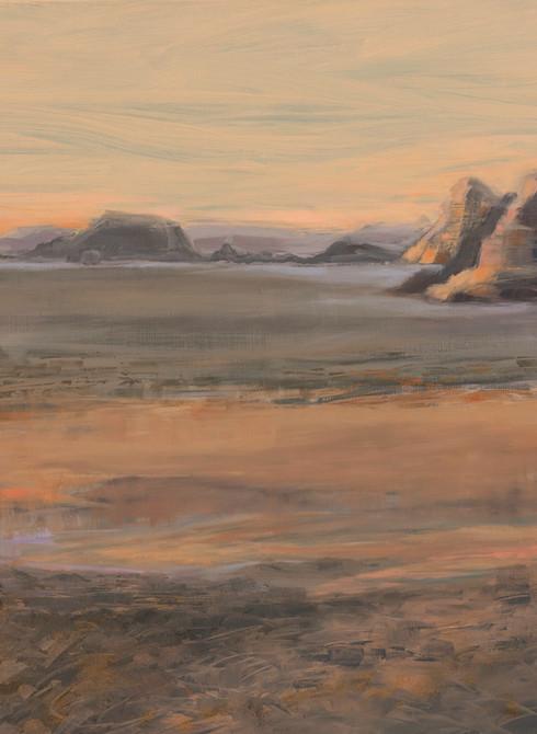 Eternal Sands of Wadi Rum