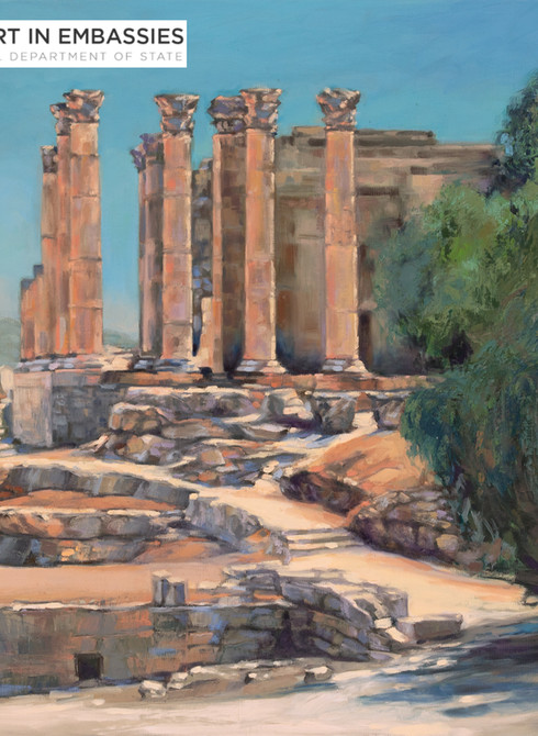 Jerash Temple Trek