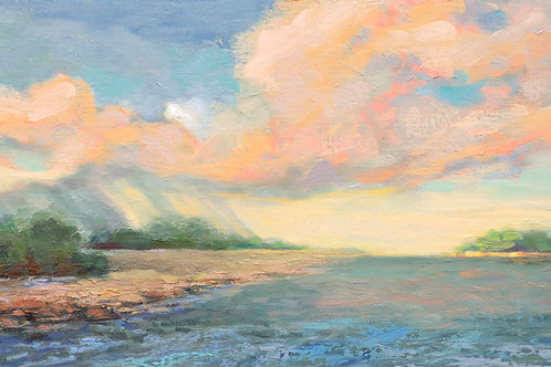 Midsummer Cloudburst
