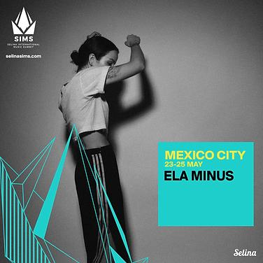 Ela Minus
