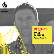 Tom March (Polydor Records)