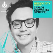 Carlos Cervantes (Spotify)