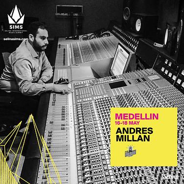 Andrés Millán (Boutique Pro Audio)