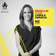 Camila Saravia (M3 Music)