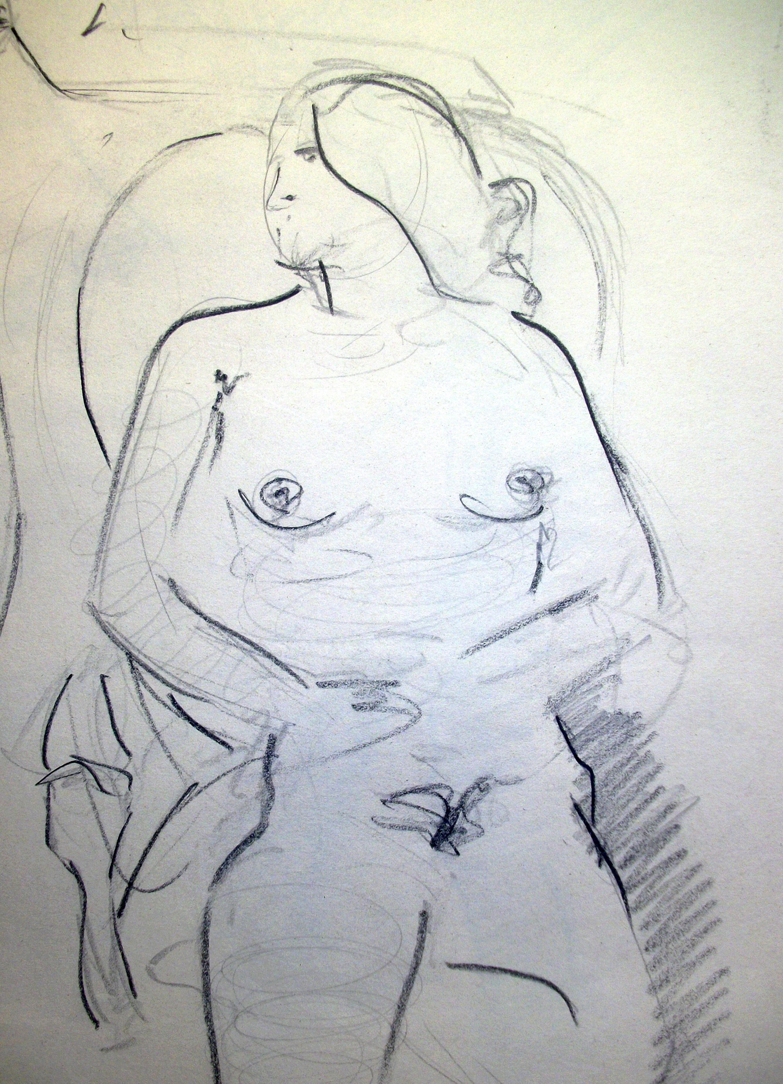 Figure Study 17