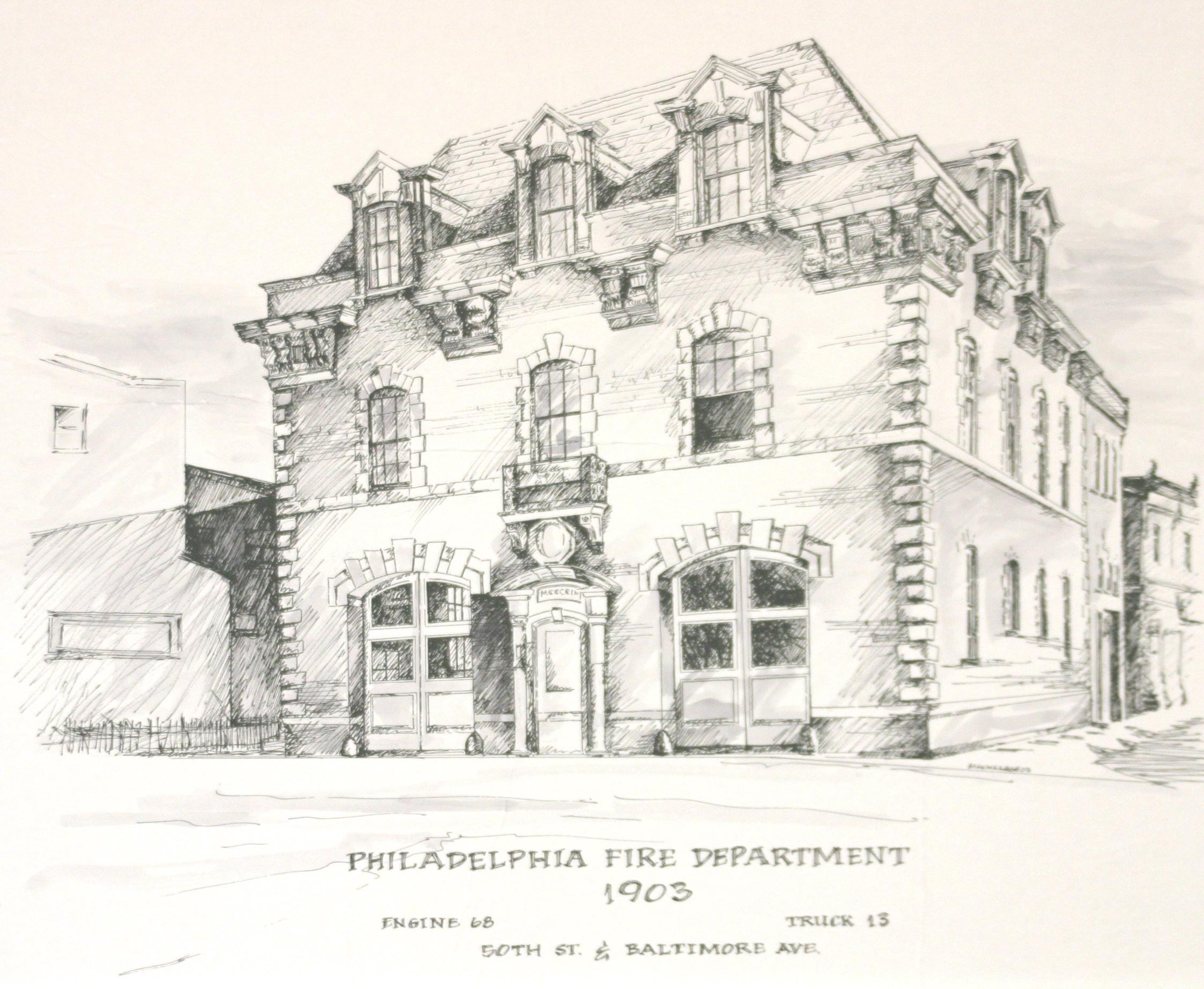 Philadelphia Firehouse