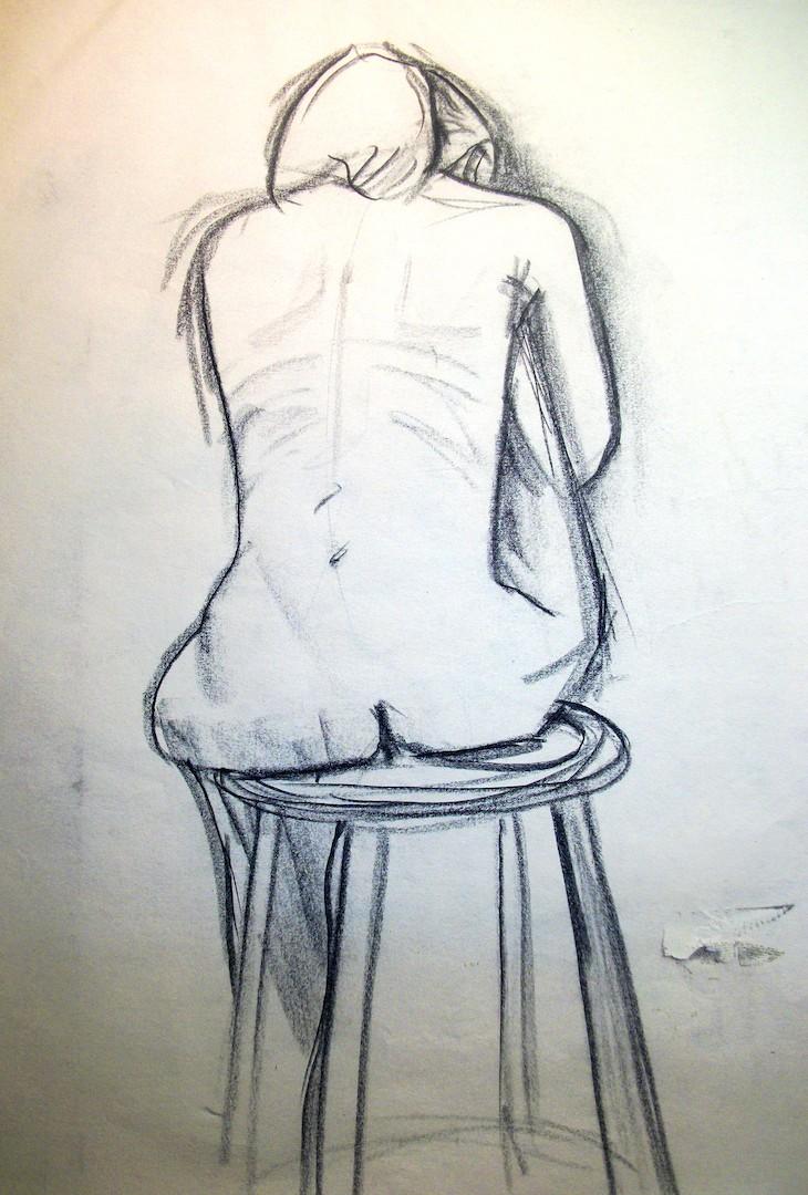 Figure Study 13