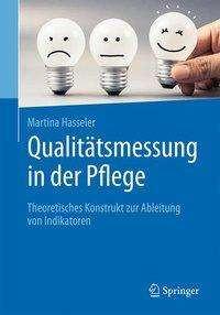 """Bucherscheinung zum Thema """"Qualitätsmessung in der Pflege"""""""
