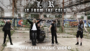 Power Play Magazine Single/Video Review - Lords of Ruin -In From The Cold