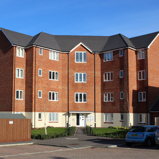 A NEW SUPPLY FOR THE QUEENSGATE APARTMENT DEVELOPMENT