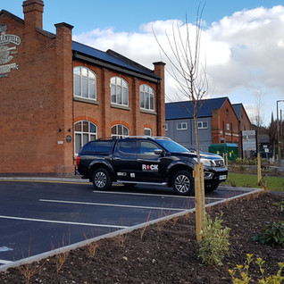 ELECTRICAL CONNECTION TO A NEW BUSINESS PARK