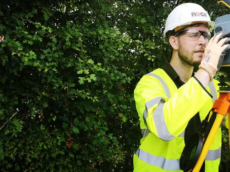 What is PAS 128 surveying and how does it work?