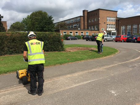 The benefits of utility surveys at the construction phase