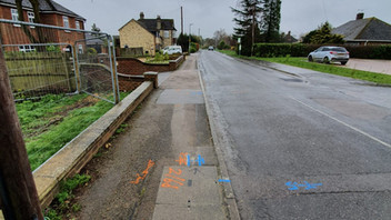 CASE STUDY: UTILITY DETECTION AND TOPOGRAPHICAL SURVEY IN MEPPERSHALL