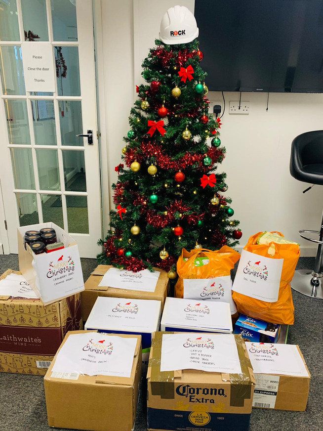 Rock Power Connections Swap Secret Santa To Support Local Food Bank