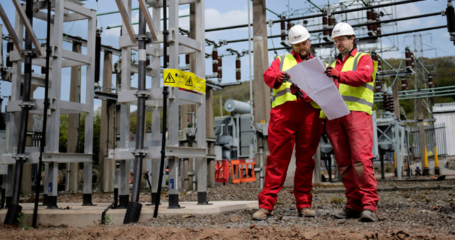 Rock Power Connections are specialists in designing and installing new and upgraded electricity supplies to businesses, industrial and renewable generation sites across the UK