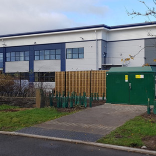 NEW DPD DISTRIBUTION CENTRE REQUIRES ELECRICITY SUPPLY