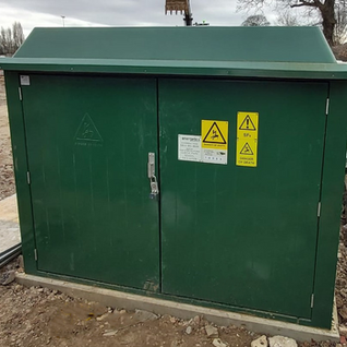 AN ELECTRICAL CONNECTION FOR A NEW SCHOOL DEVELOPMENT