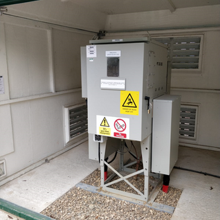 LARGE POWER SUPPLY TO NEW DEPOT FOR QUATTRO UK LTD