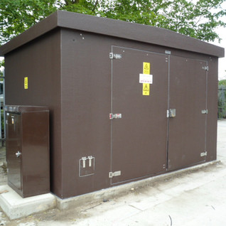 CONNECTION TO COMMERCIAL UNIT AT A BUSINESS PARK