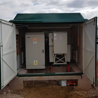 ELECTRICAL CONNECTION TO NEW BUSINESS PARK