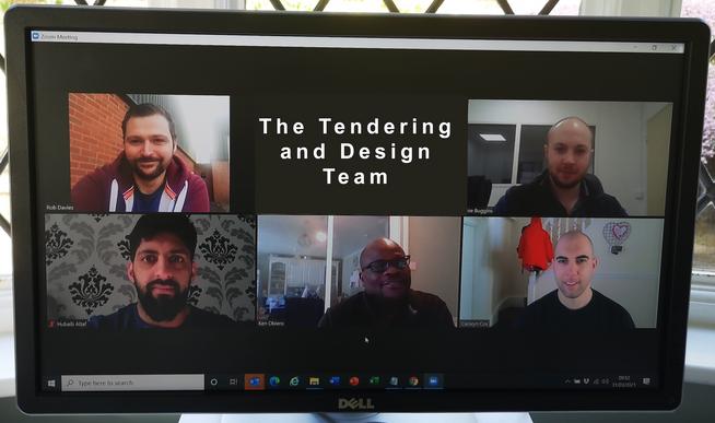 Meet Rock Power Connections' Design Team