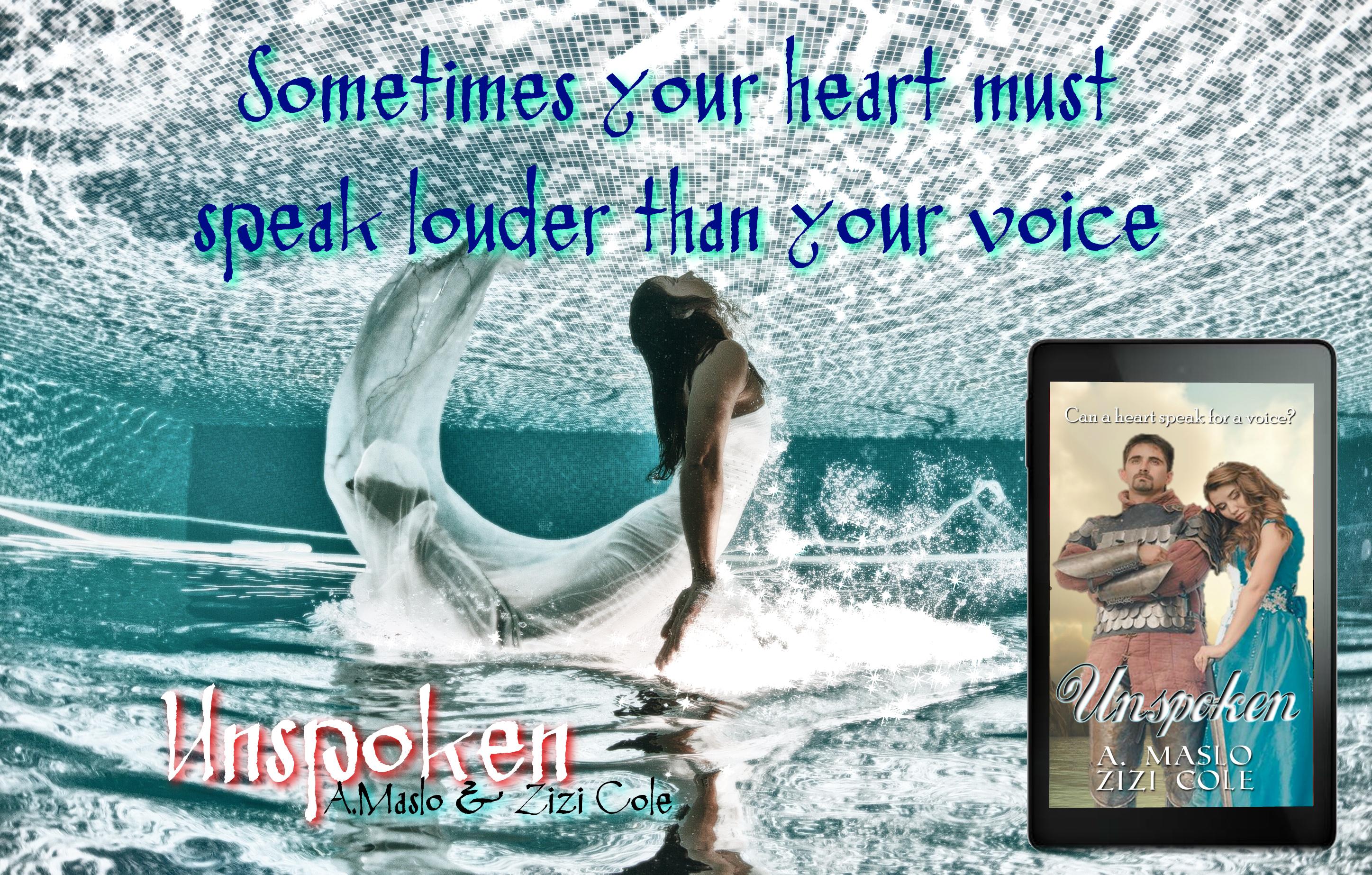 heart louder than voice