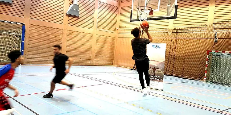 Basket Globen