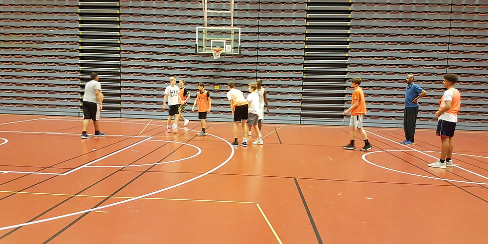 Basket Ungdomsgård (Tjejer)