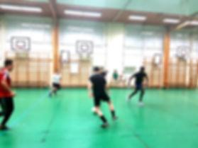 football training in Häkarengenskola.jpg