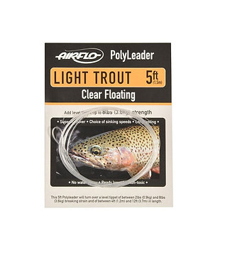 Copia de AIRFLO - Polyleader Trout 5 FT Fast