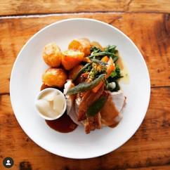 Roast Pork & Asier