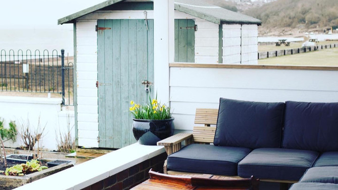 The Garden Suite Private Terrace