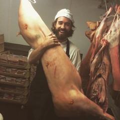 Ben Cooke - Butchery