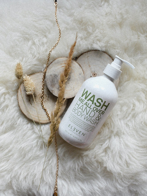 WASH ME ALL OVER HAND&BODY WASH