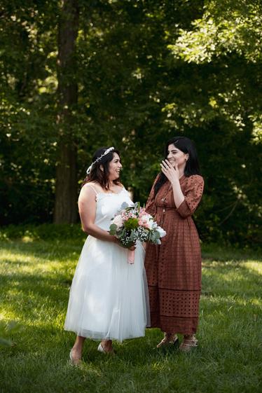 Wedding Bride and Groom