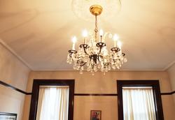 Home full of Victorian art