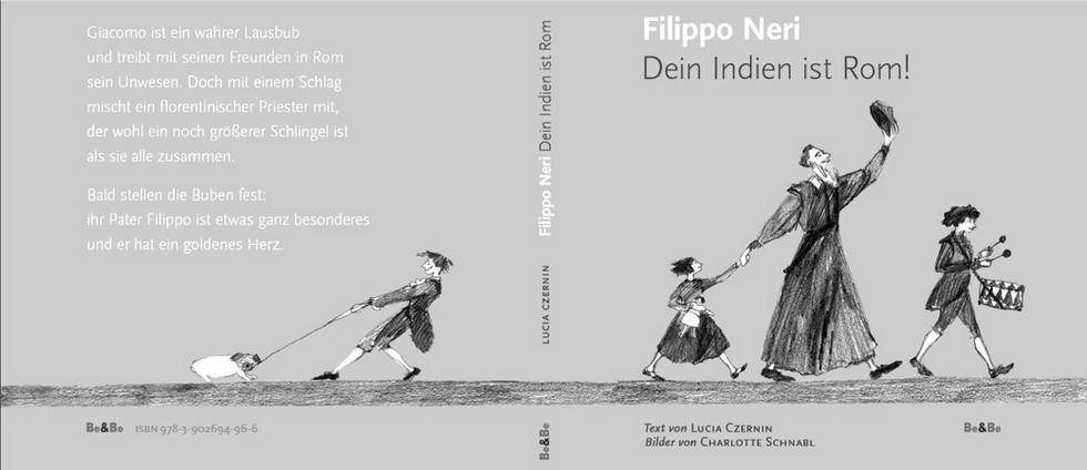 FILIPPO NERI-DEIN INDIEN IST ROM!