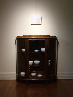 Saltcellars (in cabinet)