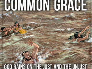 Common Grace is a Myth! (By Sonny Hernandez)