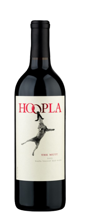 """Hoopla Red Blend 2015 """"The Mutt"""", Napa Valley"""