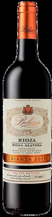 Bodega Zugober  Belezos Crianza 2016  Rioja, Spain